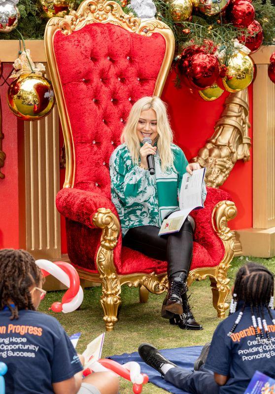 Hilary Duff - Operation Progress in LA 12/10/2018