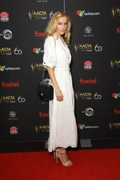 Isabel Lucas – 2018 AACTA Awards in Sydney