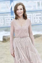 Isabelle Huppert – Hainan International Film Festival Closing Ceremony