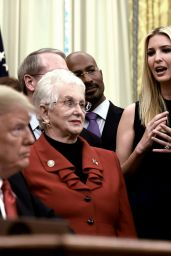 Ivanka Trump - Signing Ceremony for S. 756 in Washington 12/21/2018