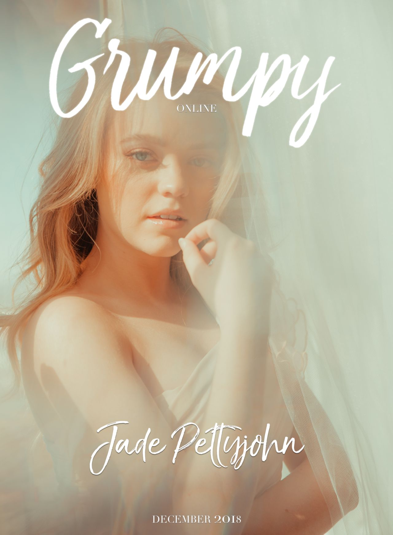 Jade Pettyjohn – Grumpy Magazine December 2018