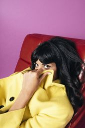 Jameela Jamil - Nylon December 2018
