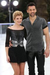 Jane Danson - Dancing On Ice TV Show Photocall in London