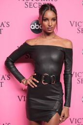 Jasmine Tookes – 2018 Victoria's Secret Viewing Party in NYC