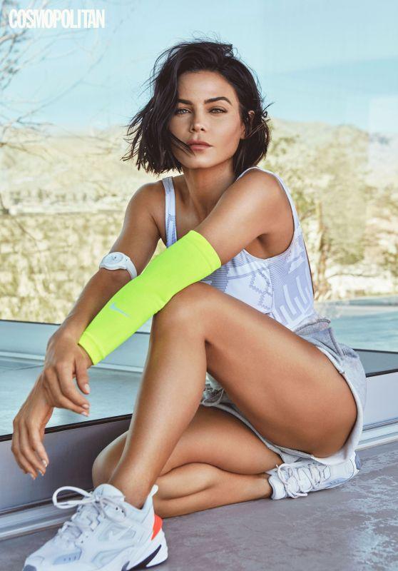 Jenna Dewan - Cosmopolitan Magazine January 2019 Cover and Photos