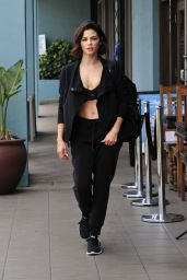 Jenna Dewan - Leaving a Workout Class in LA 12/04/2018