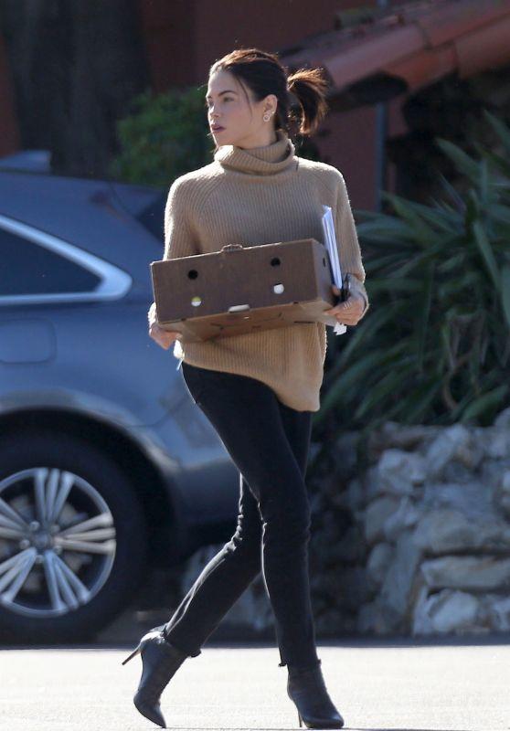 Jenna Dewan - Out in LA 12/04/2018