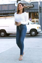 Jenna Dewan Street Style 12/03/2018