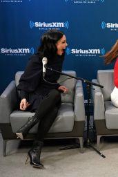 Jennifer Lopez, Vanessa Hudgens and Leah Remini - SiriusXM