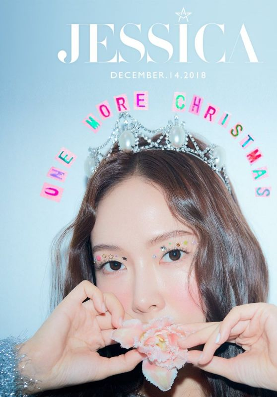 Jessica Jung - One More Christmas Tease Photo 2018