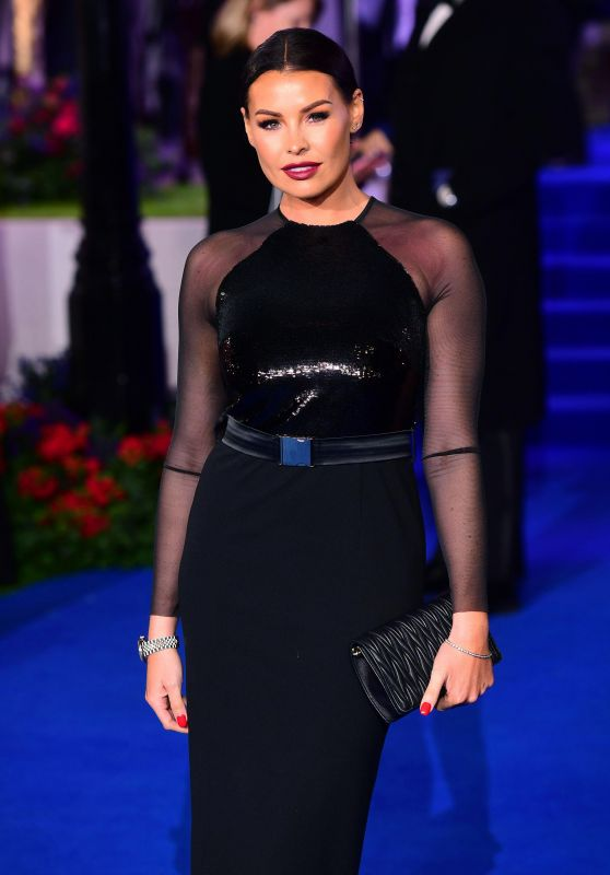 "Jessica Wright - ""Mary Poppins Returns"" Premiere in London"