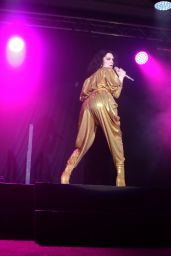Jessie J - Performs at The National Boxing Stadium in Dublin 12/01/2018