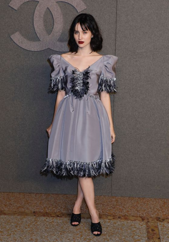 Julia Goldani Telles – Chanel Metiers d'Art Show in New York 12/04/2018