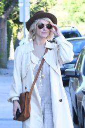 Julianne Hough - Shopping in Los Angeles 12/02/2018