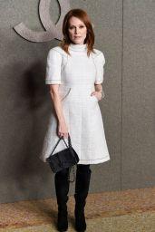 Julianne Moore – Chanel Metiers d'Art Show in New York 12/04/2018