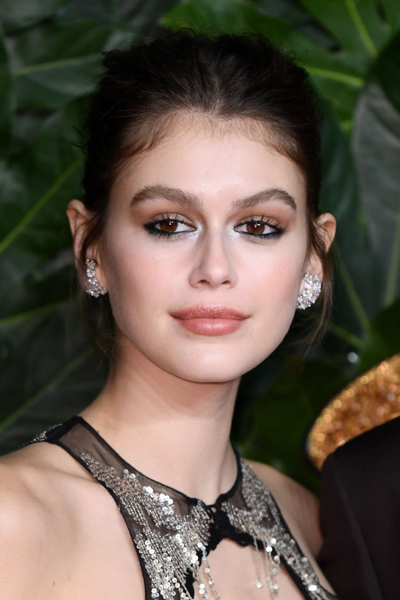 Kaia Gerber Is Still Happening At The British Fashion Awards: The Fashion Awards 2018 In London