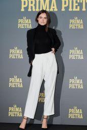 """Kasia Smutniak – """"La Prima Pietra"""" Photocall in Rome"""