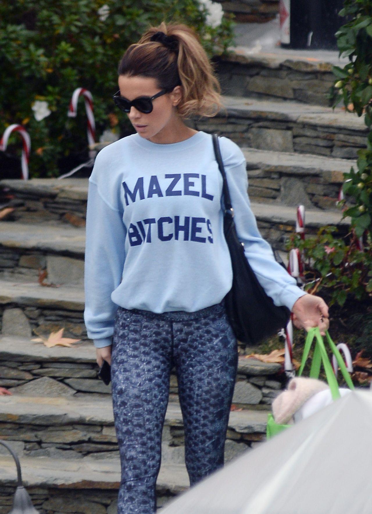 Kate Beckinsale In Spandex 12 17 2018