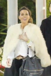 Kate Beckinsale Style - Out in Inglewood 12/13/2018