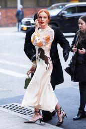 Kate Bosworth - BUILD Studios in New York City 12/06/2018