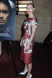 """Kate Bosworth - """"Nona"""" Premiere in New York 12/07/2018"""