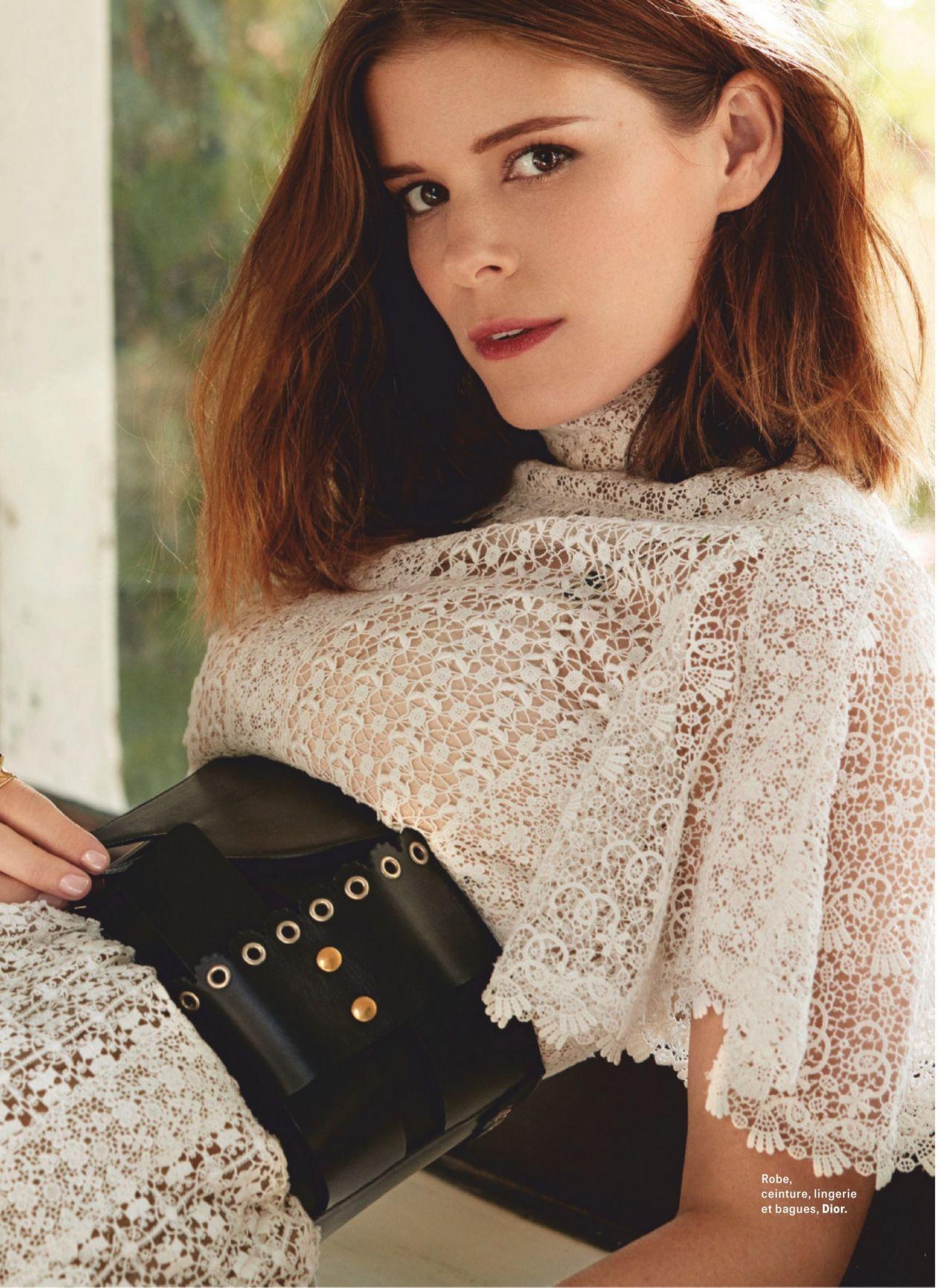 Kate Mara – GRAZIA Magazine France December 2018 Issue