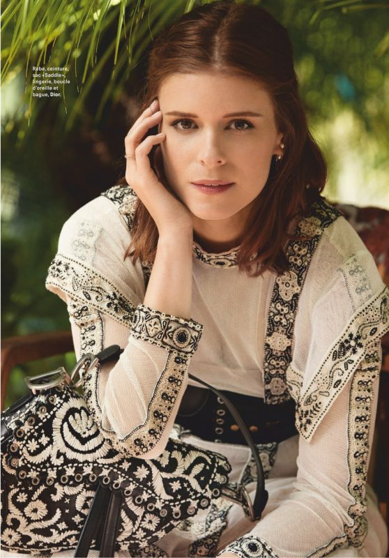 Kate Mara - GRAZIA Magazine France December 2018 Issue