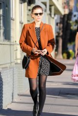 Kate Mara Style - Out in Los Angeles 12/11/2018