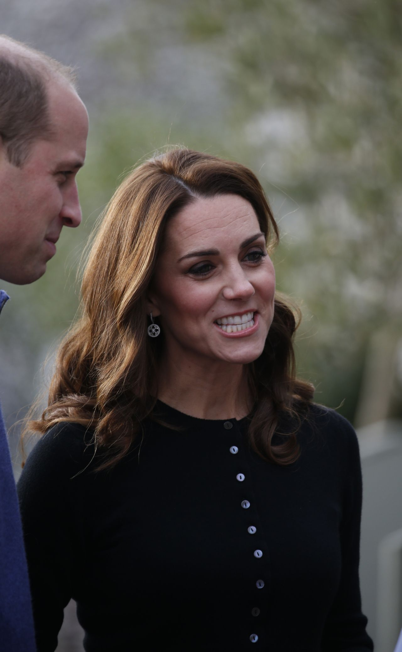 Kate Middleton And Prince William Host A Christmas Party