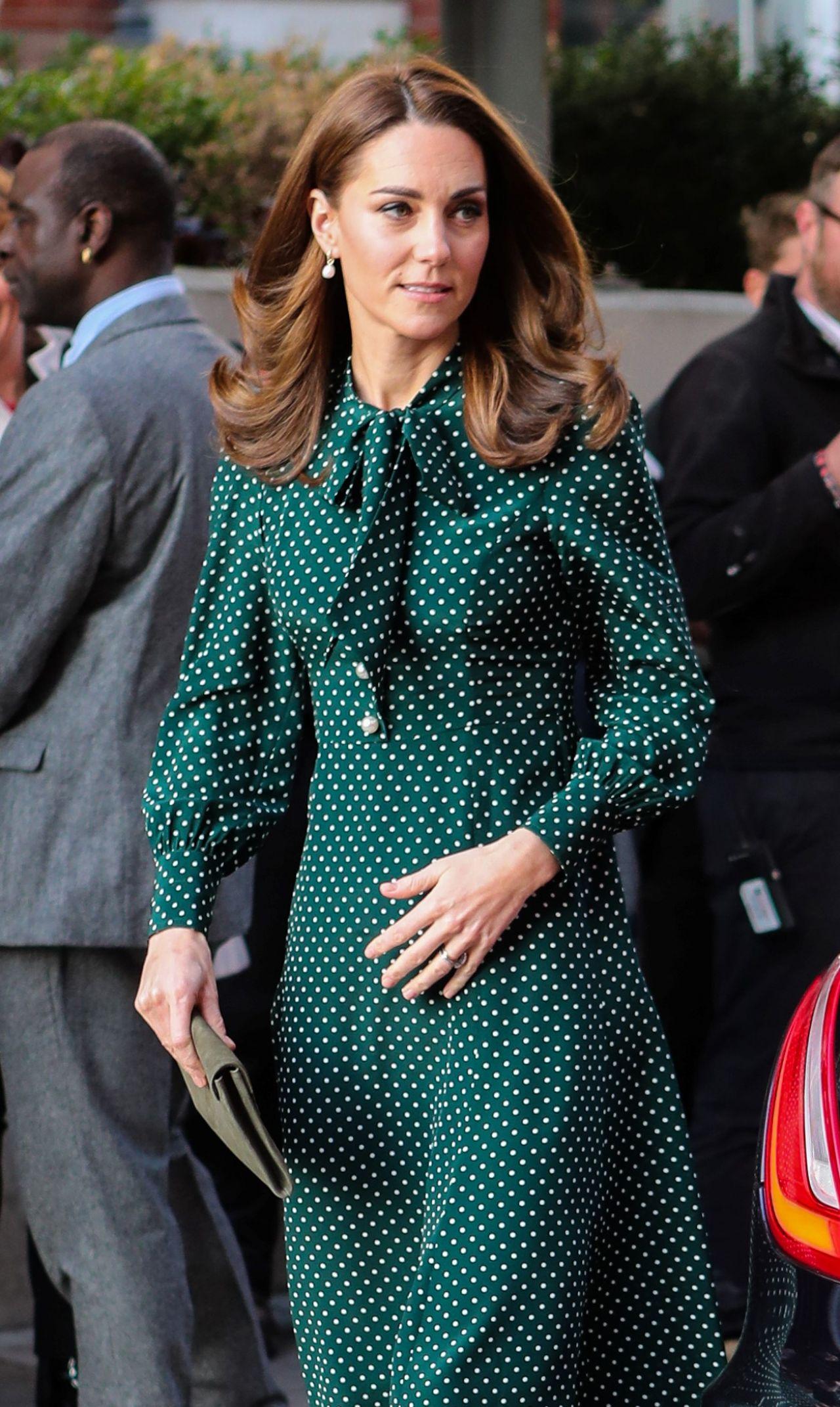 Kate Middleton Evelina London Children S Hospital In