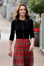 Kate Middleton - Party for Families of Military Personnel Deployed in Cyprus, London 12/04/2018