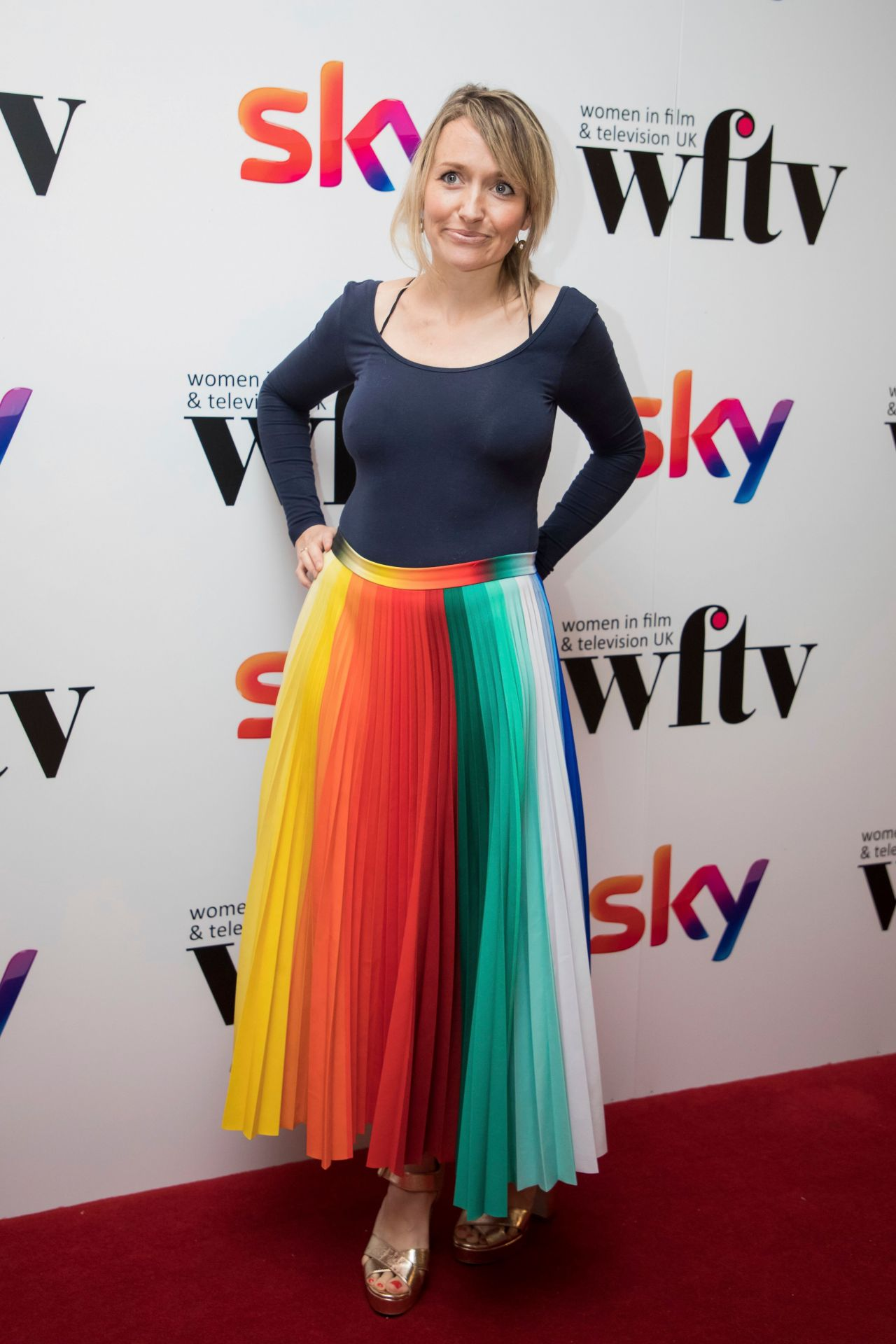 Kate Quilton Women In Film And Tv Awards 2018 In London