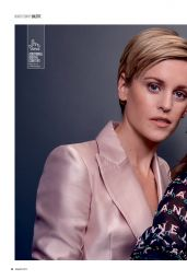 Keira Knightley and Denise Gough - Diva UK January 2019 Issue