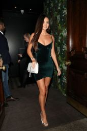 Kendal Knight – Off Limits Entertainment Christmas Party 12/18/2018