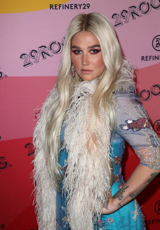 Kesha – Refinery29's 29Rooms Los Angeles 2018: Expand Your Reality