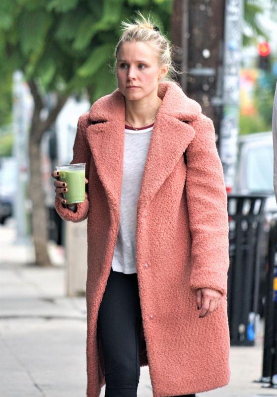 Kristen Bell Street Style 12/05/2018