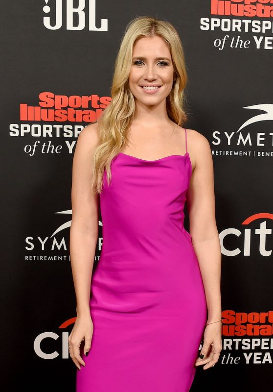 Kristine Leahy - SI 2018 Sportsperson Of The Year Awards Show