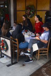 Kyle Richards - Christmas Eve Lunch 12/24/2018