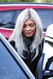Kylie Jenner and Jordyn Woods - Leaving Dinner in Calabasas 12/01/2018