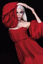 Lady Gaga - Photoshoot for Hollywood Reporter 2018