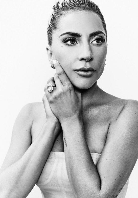 Lady Gaga - SAG-AFTRA Award 2018 Portraits