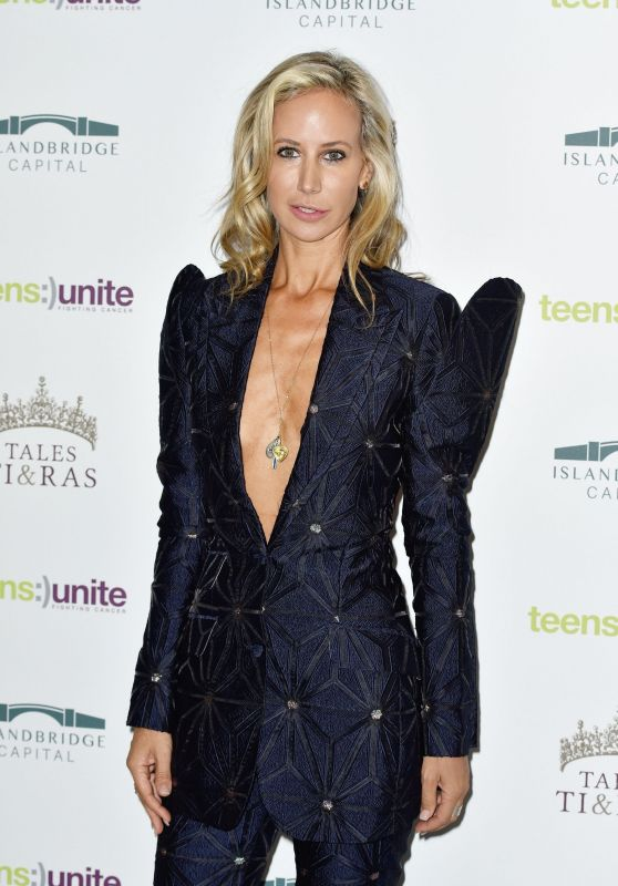 Lady Victoria Hervey - The Teens Unite Event in London 11/30/2018