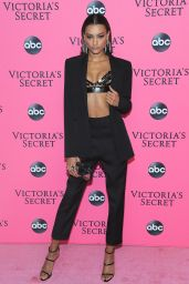 Lameka Fox – 2018 Victoria's Secret Viewing Party in NYC