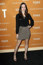 """Laura Bellini – """"Counterpart"""" Season 2 Premiere in LA"""