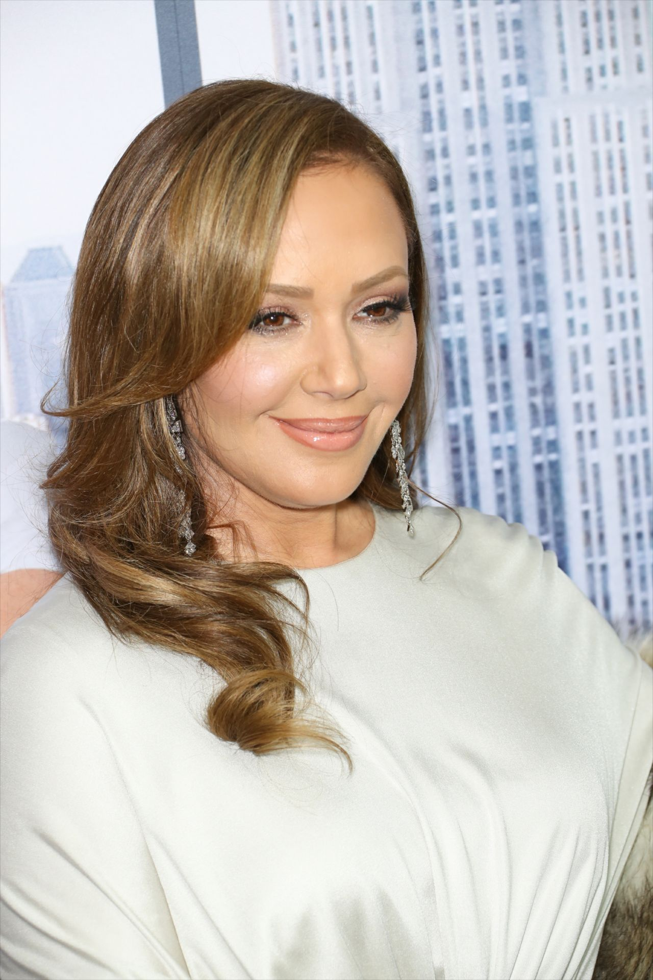 """Leah Remini – """"Second Act"""" Premiere in NYC"""