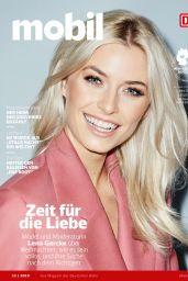 Lena Gercke - DB Mobil Magazine December 2018