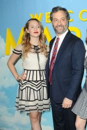 """Leslie Mann, Maude Apatow, Iris Apatow  - """"Welcome to Marwen"""" Premiere in Los Angeles 12/10/2018"""