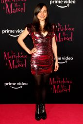 """Lilli Stein – """"The Marvelous Mrs. Maisel"""" Season 2 Premiere in NY"""