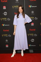 Lily Sullivan – 2018 AACTA Awards Industry Luncheon in Sydney