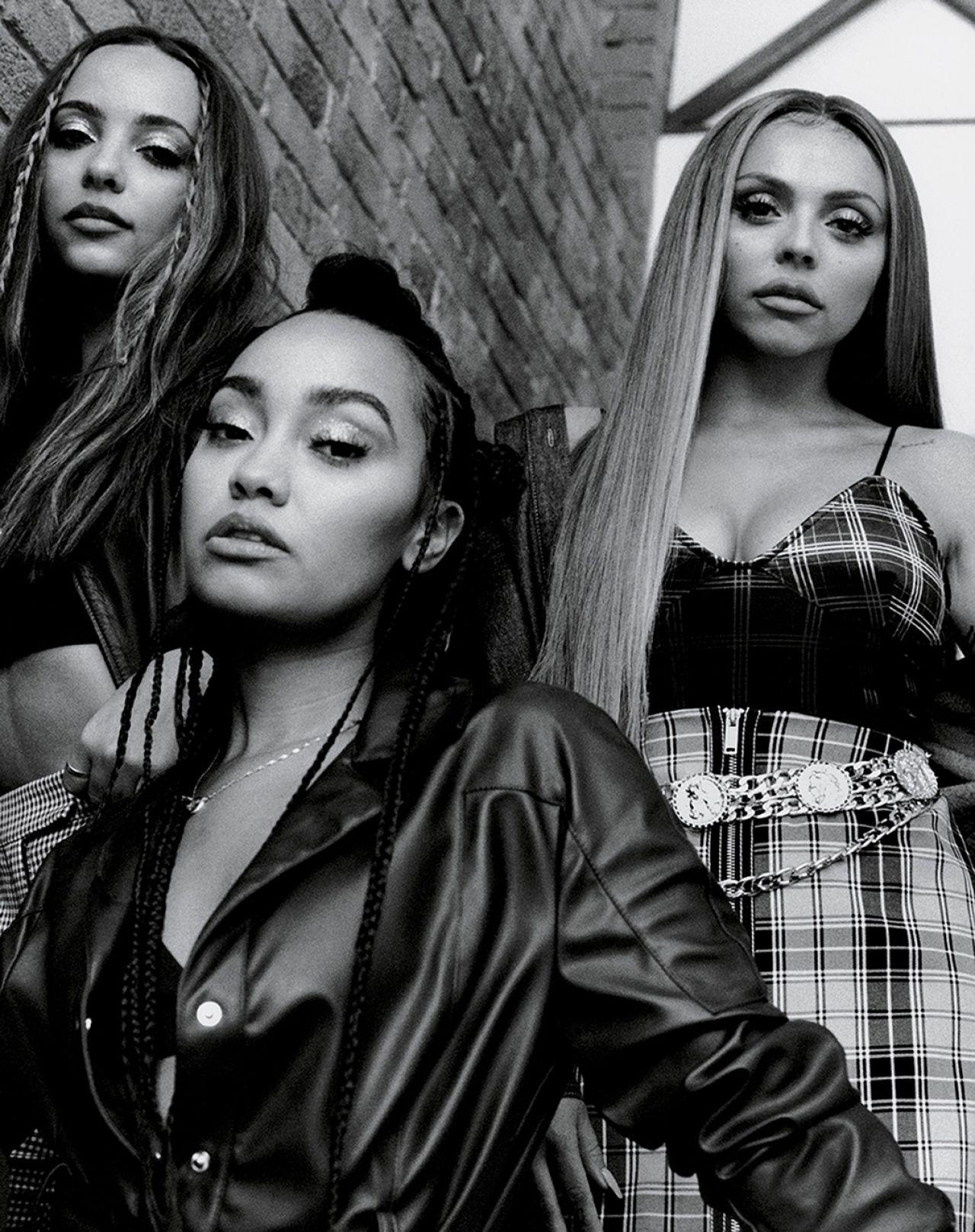 Little Mix Photoshoot For Asos Magazine 2018 Part Ii